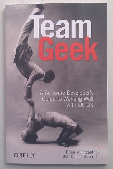Team Geek (cover)