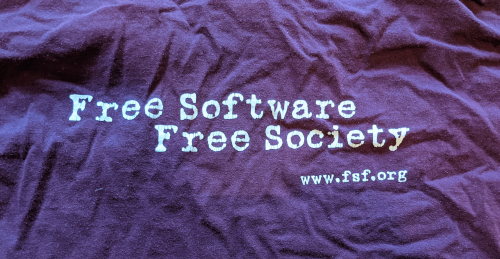 Free Software, Free society)